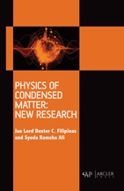 Physics of Condensed Matter : New Research