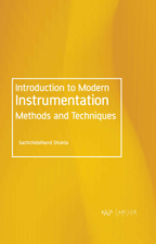 Introduction to Modern Instrumentation Methods and Techniques