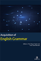 Acquisition Of English Grammar